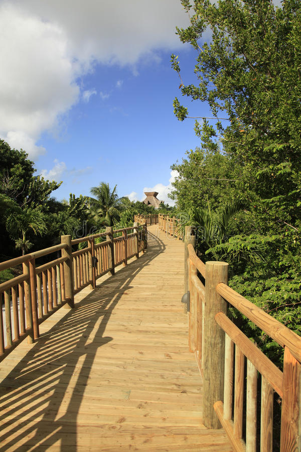 Boardwalk at Vidanta Riviera Maya